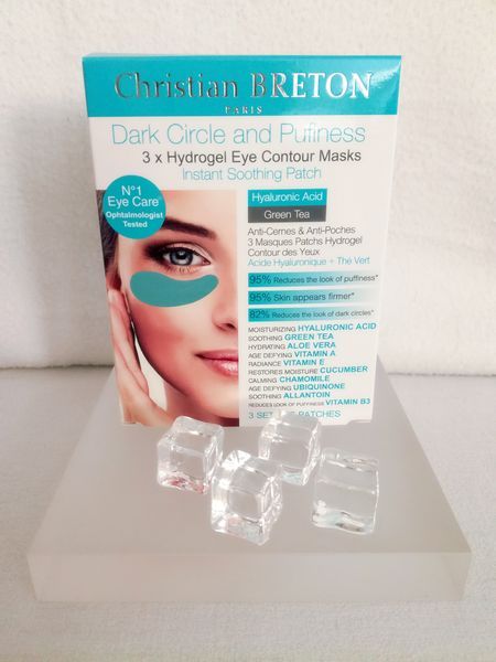 1122 Dark Circle and Puffiness Eye Contour Mask