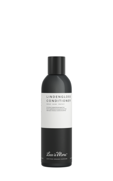 Lindengloss Conditioner - korjaava hoitoaine 200 ml, Less is More