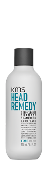 KMS Headremedy Deep Cleanse Shampoo 300 ml