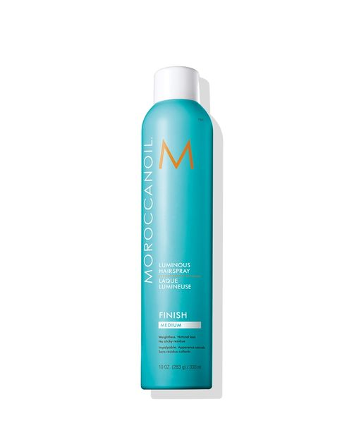 Moroccanoil Luminous Hairspray, medium hold 330 ml