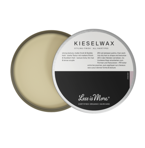 Kiesel Wax- piivaha 50 ml, Less is More